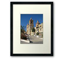 The Parish Church Framed Print