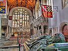 The Fitzalan Chapel - Arundel Castle 2 - HDR by Colin  Williams Photography
