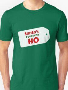 Santa's Favourite Ho T-Shirt