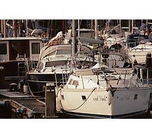 The Recreational Harbor I Photographic Print