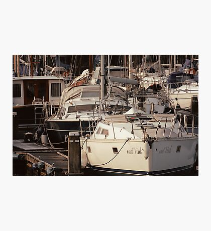 The Recreational Harbor I Photographic Print