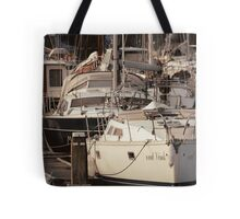 The Recreational Harbor I Tote Bag