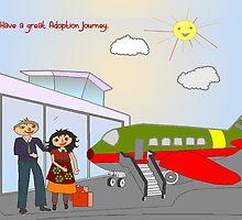 Have a great Adoption Journey  by Elizabeth Cash von Engelbrechten