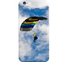 Floating To Earth iPhone Case/Skin
