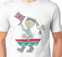 Sailor Boy -Fancy dress parade Unisex T-Shirt
