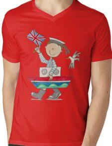 Sailor Boy -Fancy dress parade Mens V-Neck T-Shirt