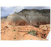 Kodachrome State Park,Utah USA Poster