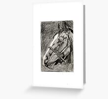 Union Rags Greeting Card