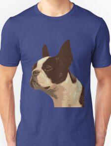 Retro Boston Terrior ver2 T-Shirt