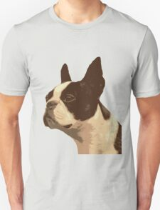 Retro Boston Terrior ver2 T-Shirt