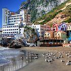 Caleta Hotel At Catalan Bay Gibraltar by manateevoyager