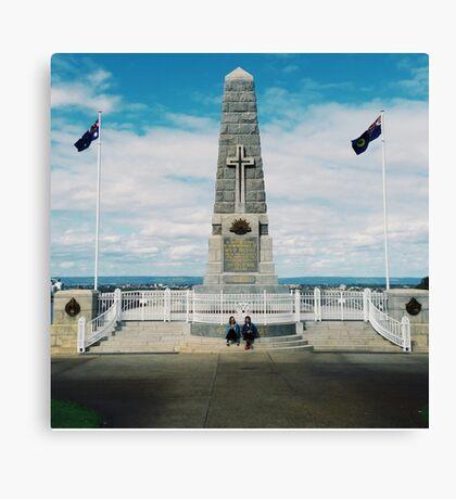 ANZAC Memorial Canvas Print