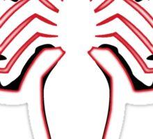 Spiderman Glow Sticker
