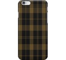 01516 Tyneside Scottish (Khaki) District Tartan Fabric Print Iphone Case iPhone Case/Skin