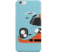 917 #20 Racing Livery iPhone Case/Skin