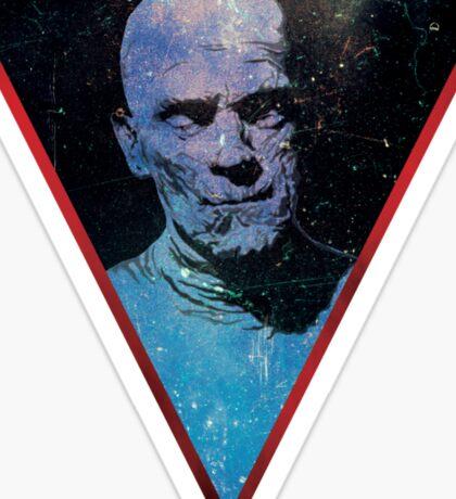 The Space Mummy Sticker