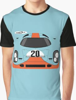 917 #20 Racing Livery Graphic T-Shirt