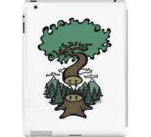 Plug In Tree iPad Case/Skin