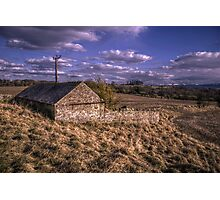 Tynedale View Photographic Print