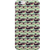 Cute Winged Turtle Pattern iPhone Case/Skin