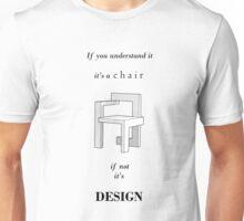 Design - Steltman Chair Unisex T-Shirt
