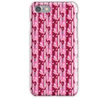 Valentine's Day Mermaid Pattern iPhone Case/Skin