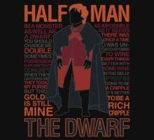 Halfman by Azafran