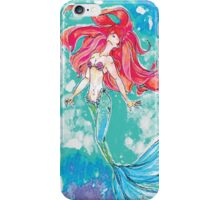 Ariel iPhone Case/Skin
