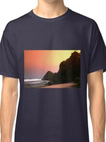 Colorful sunset  Classic T-Shirt