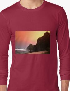 Colorful sunset  Long Sleeve T-Shirt