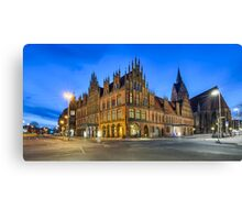 The Old City Hall of Hannover Canvas Print