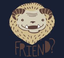 Friendly Beast Kids Tee