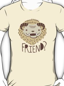 Friendly Beast T-Shirt