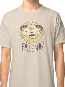 Friendly Beast Classic T-Shirt