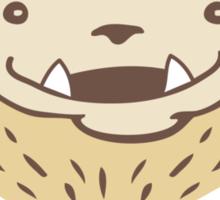 Friendly Beast Sticker
