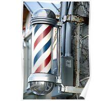 The Barber Shop Poster