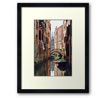 Ten O'Clock in the Morning Framed Print