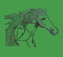 Equus ferus by JackofallTrades