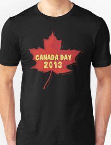 Canada Day 2013 Unisex T-Shirt