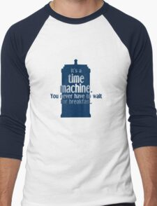 You never wait for breakfast with the Doctor T-Shirt
