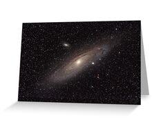 The Andromeda Galaxy - M31 Greeting Card