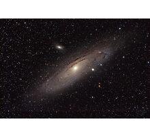 The Andromeda Galaxy - M31 Photographic Print