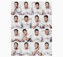Many faces of Joseph Gordon-Levitt by moniquita13010