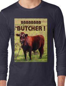 BUTCHER Long Sleeve T-Shirt