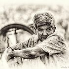 The Old Lady by Husky