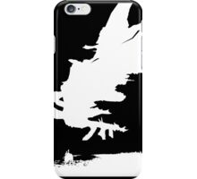 shadow of the colossus white phone iPhone Case/Skin