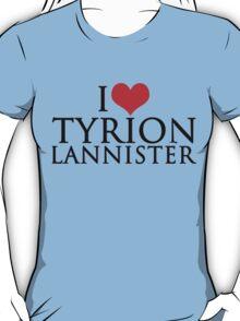 I Love Tyrion Lannister T-Shirt