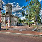 Post Office Crossing  by H.G  QualityPhotography