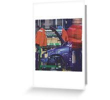 Art of Mass Production 2 Greeting Card