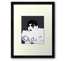 The Harlequin Framed Print